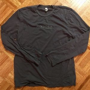 Pandora Internet Radio Long Sleeve T-shirt